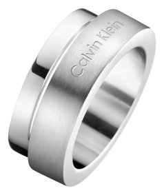 KJ6AMR080107 Calvin Klein Loud ring maat 7 / 17,5