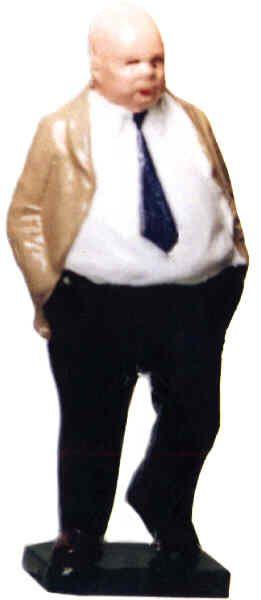 #065 - Bald Man