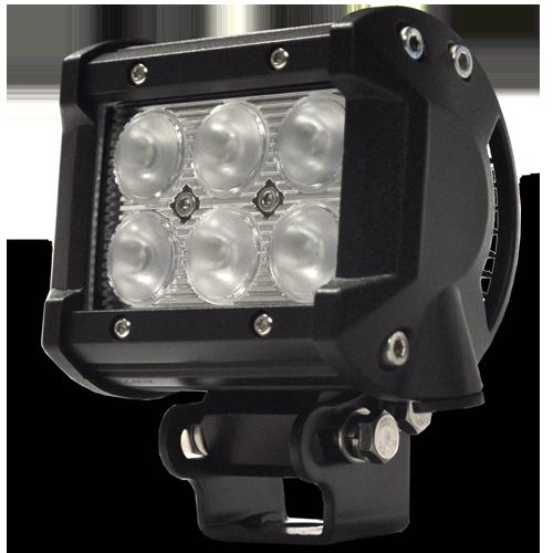 4-inch LED Lights