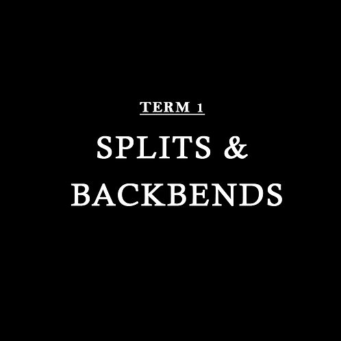 SPLITS & BACKBENDS