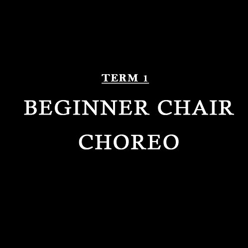 BEGINNER CHAIR CHOREO