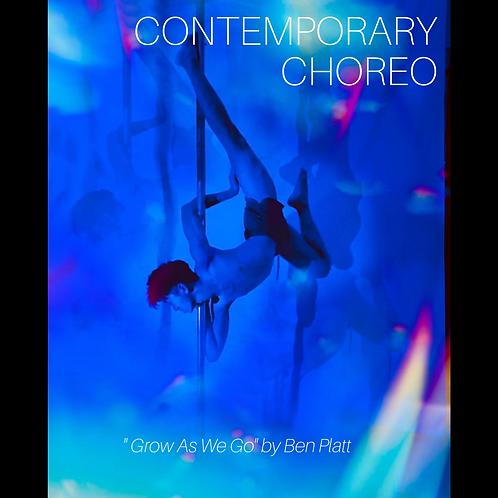 CONTEMPORARY CHOREO