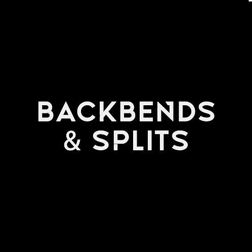 BACKBENDS & SPLITS