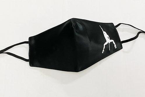 Reusable Mask - #05 Exotic (Black)
