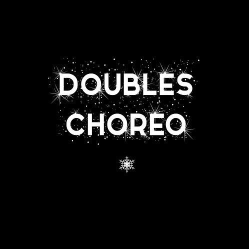 DOUBLES CHOREO