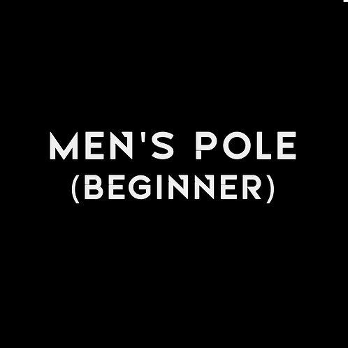 MEN'S POLE (BEGINNER)