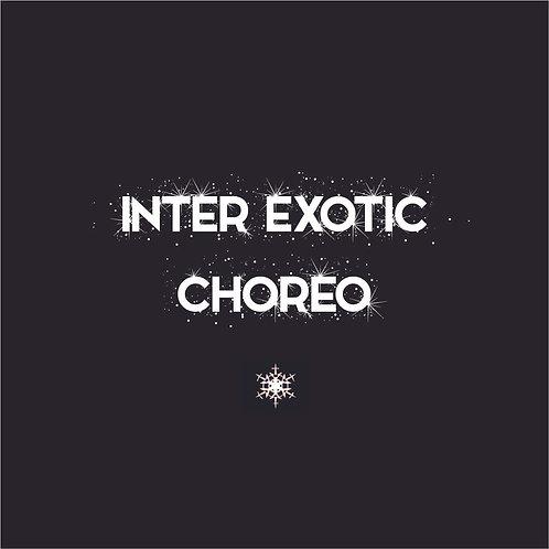 INTER EXOTIC CHOREO