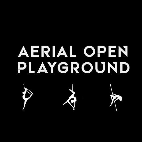 AERIAL OPEN PLAYGROUND