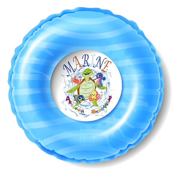 Детский аквацентр Marine