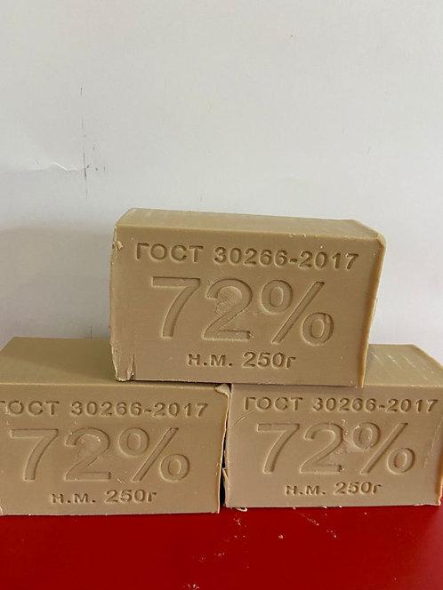 Мыло хозяйственное. 250 г.