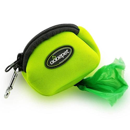 Poo Bag Holder Pouch Bag Lime