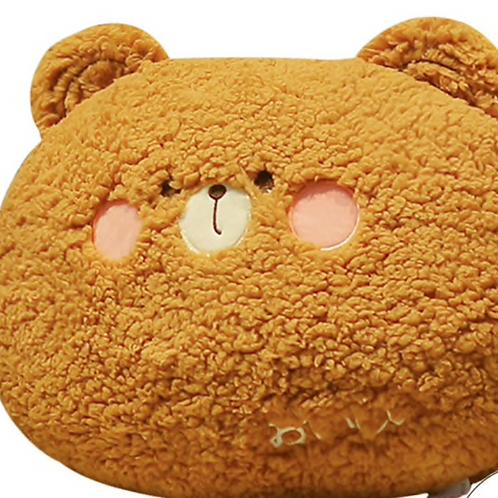 Puppy Comfort Comforter Bear Pillow 35cm