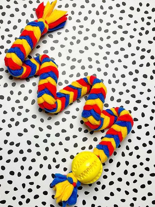 Walkie Mountain Toys Jumbo Flyball Tug