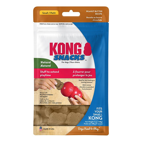 KONG Snacks Peanut Butter