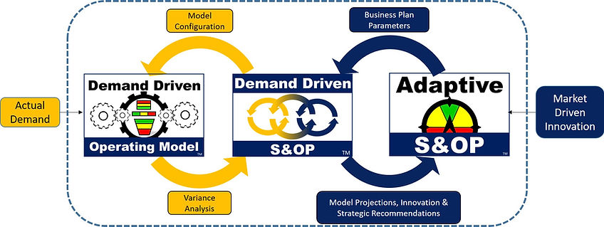 Demand Driven Adaptive Enterprise schema