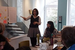 Tai leading workshops