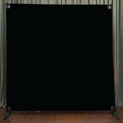 Black Backdrop