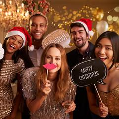 Holidays - Photobooth fun!