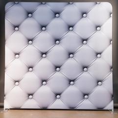 Pillow backdrop