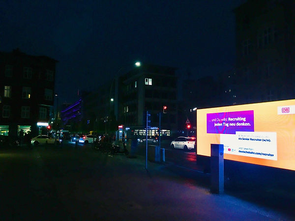 LED Werbetruck