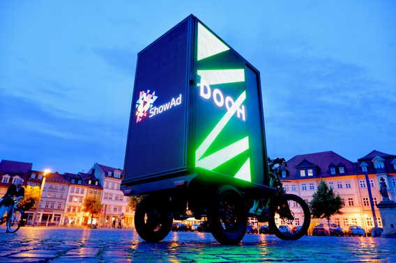 LED Bike