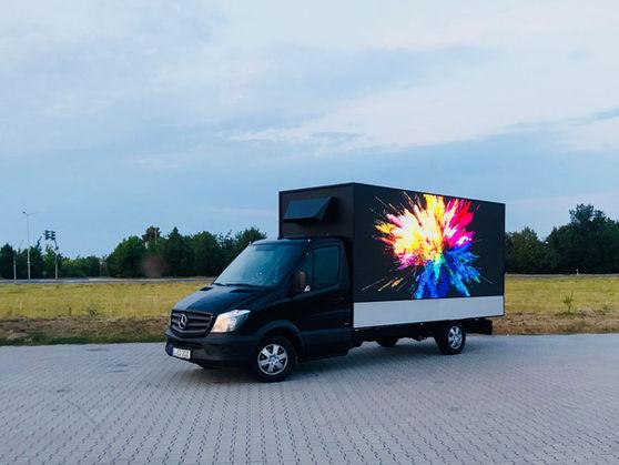 LED Truck Black