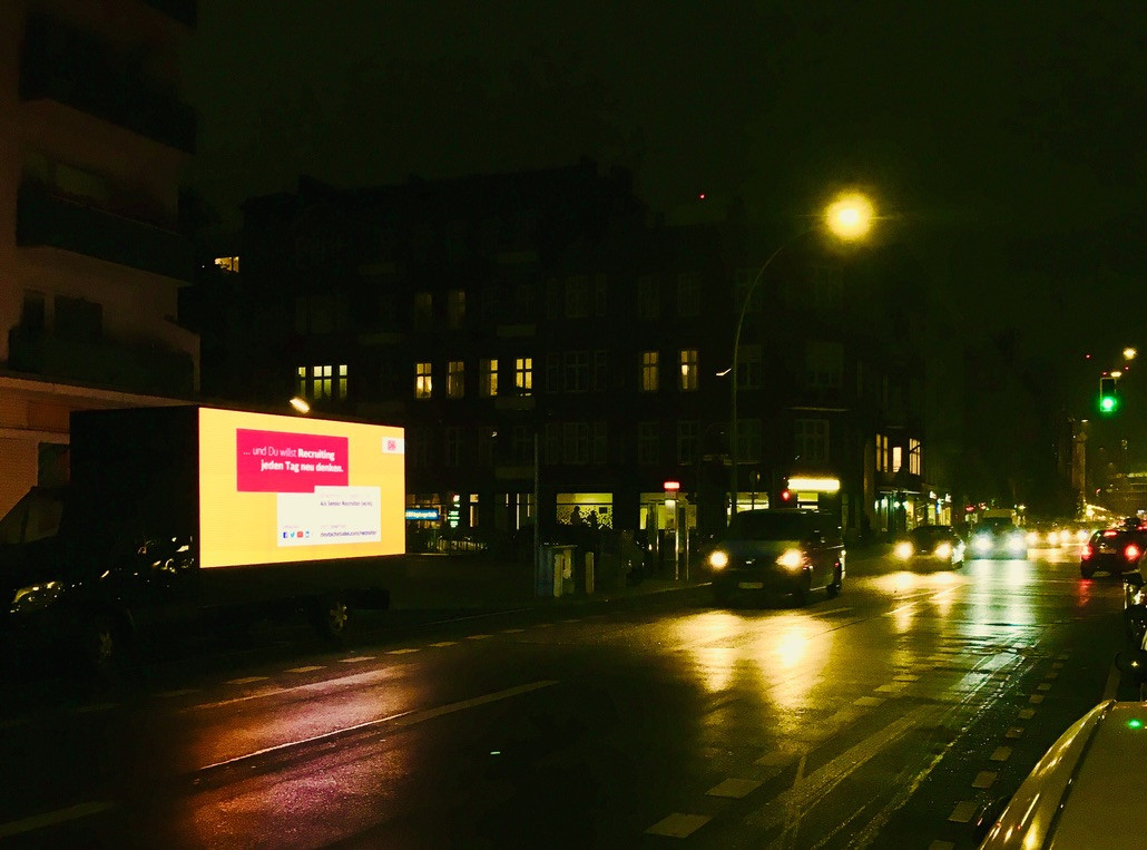 Deutsche Bahn Recruiting