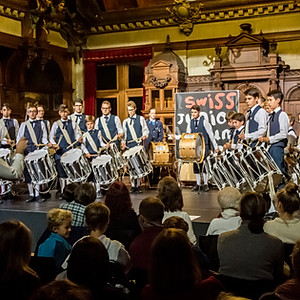 Swiss Junior Drum Show in Zürich