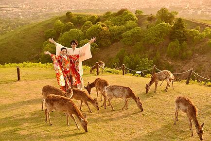 KIMONO WEDING KYOTO JAPAN