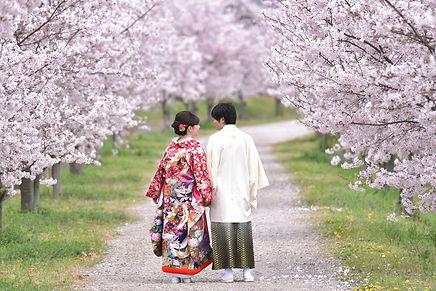 KIMONO WEDDING KYOTO JAPAN
