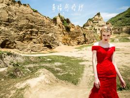 【新作ドレスのご紹介♡】幸福感婚紗撮影工作室*台湾フォトウェディング*