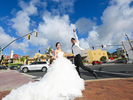 【Instagramで人気のタウンフォト】グアムでの結婚式・フォトウェディングをお考えのカップル*グアムウェディングの魅力*