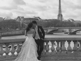 フランス・パリでの結婚式・フォトウェディングをお考えのカップル*パリの魅力*