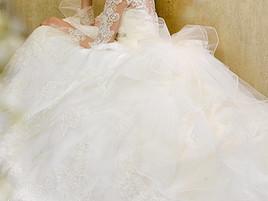 ドレスはこだわりたいという新婦様のためのドレスブログ*YUMI KATSURA*