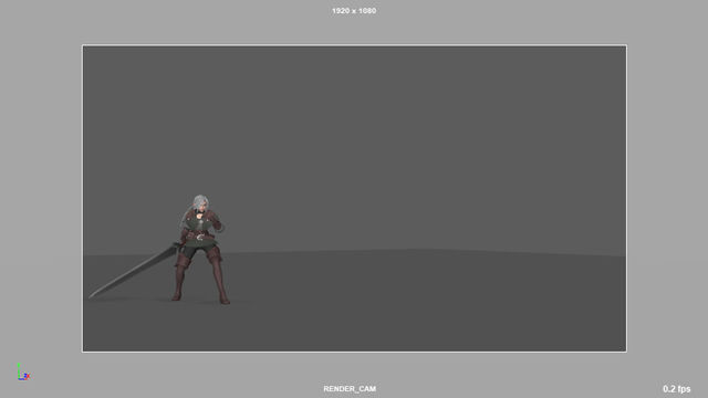 Etapas da Animação: Blocking