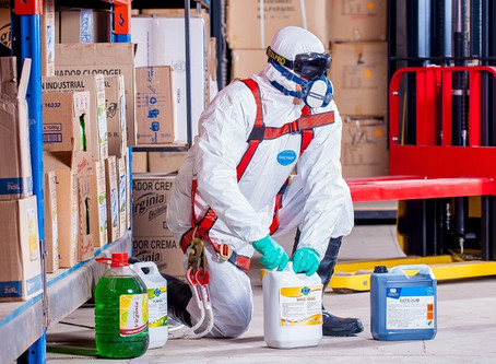 How is Loya's Cleaning Services LLCprepared for COVID-19?
