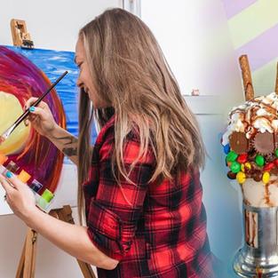 Milkshakes & Masterpieces