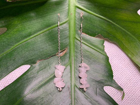 """""""Flow"""" Dangle Chakra Earrings"""