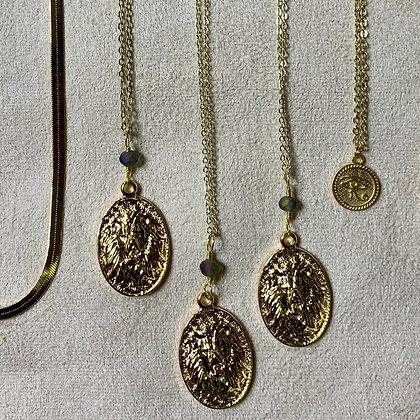 Leo Lion Necklace