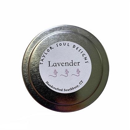 Calm and Positive - Lavender Mini Candle