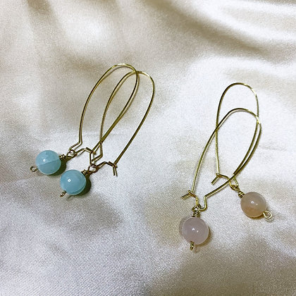 Harmony Drop Earrings