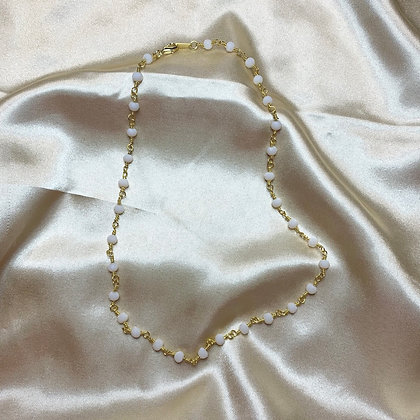 Angels Link Choker Necklace