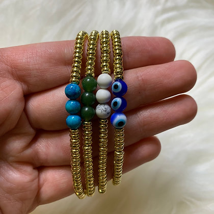 'Balanced' Beaded Bracelet