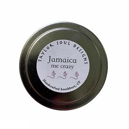Jamaica Me Crazy Mini Candle