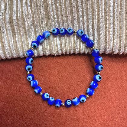 Evil Eye 'Protection' Beaded Bracelet