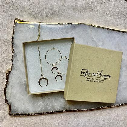 Crescent Moon Gift Set