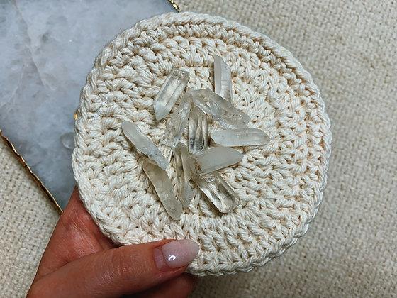 Small Clear Quartz Crystal