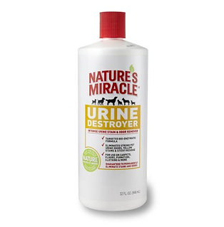 Nature's Miracle Urine Destroyer Formula Stain