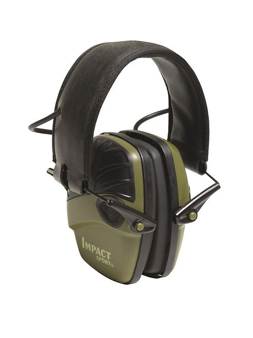 Howard Leight Impact Sport OD Electric Earmuff, Gr