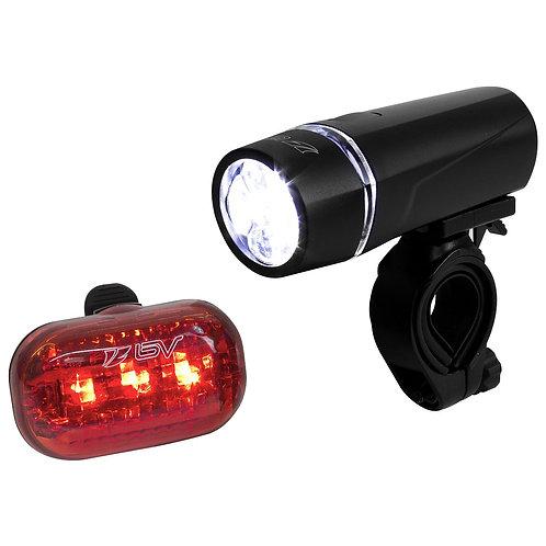 BV Bicycle Light Set Super Bright 5 LED Headlight